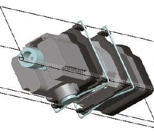 9000990-J4-Halteklammer außenliegend (x2 Stck) (Blech- und Alukopfschiene) - Kopfschiene nach unten offen 58 x 56 mm_Internet_17027